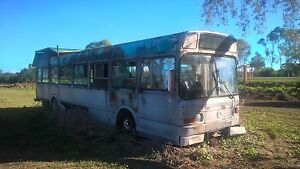 1975 Leyland National School Bus Bakers Creek Mackay City Preview