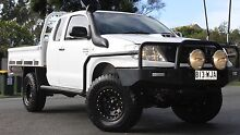 2009 Toyota Hilux Ute 4X4 TURBO DIESEL, REGO AND RWC, Southport Gold Coast City Preview