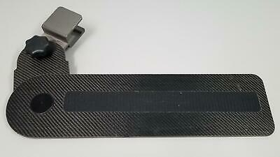 Skytron 3000 Pivoting Carbon Fiber Arm Boards 31x6 Set Of 2 For Surgical Table