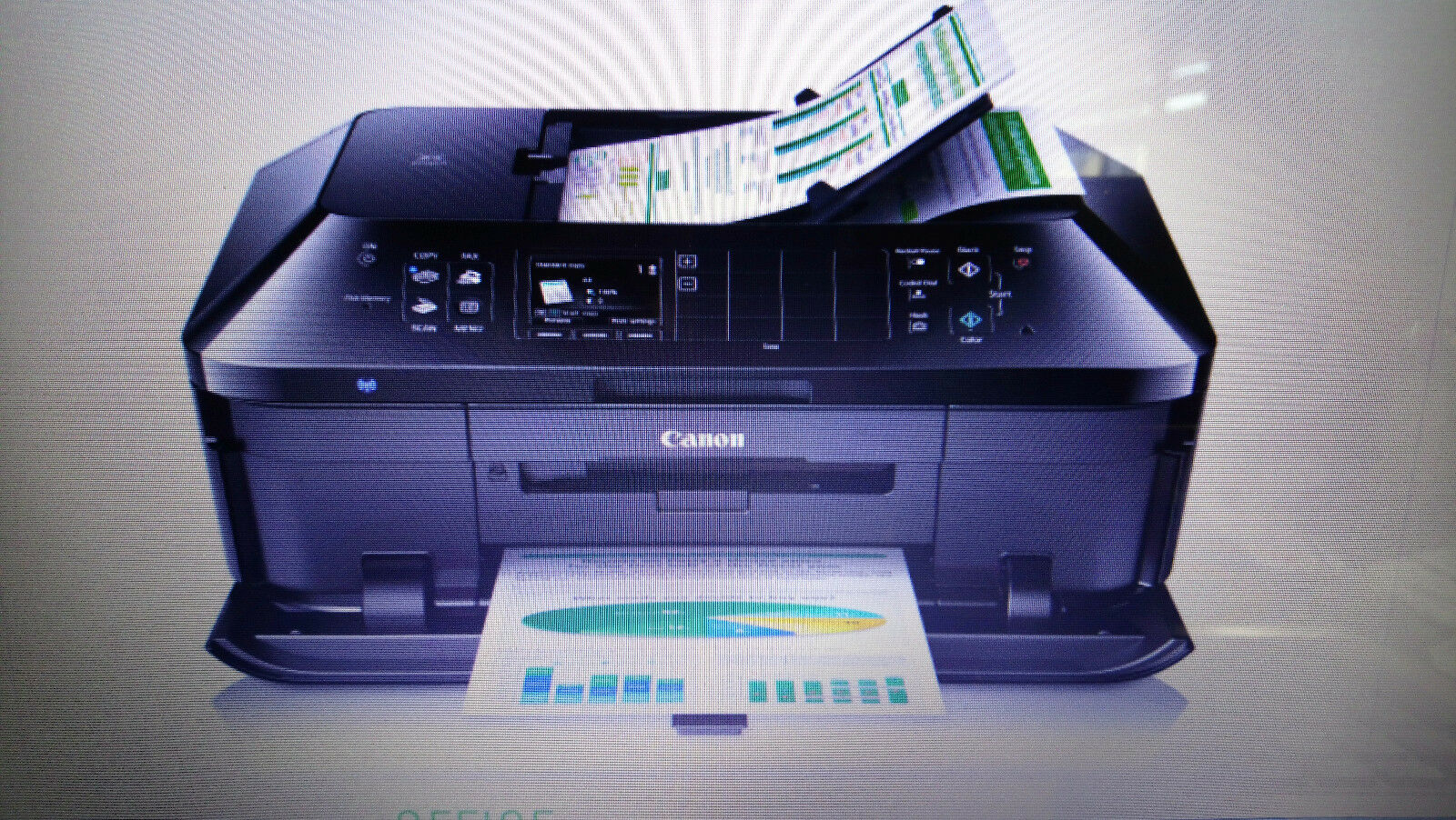 Canon MX922  Edible Printer Bundle 5 Refill Ink + 6 frosting