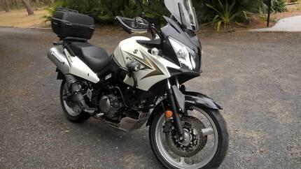 Suzuki V-Strom 650 ABS Urangan Fraser Coast Preview