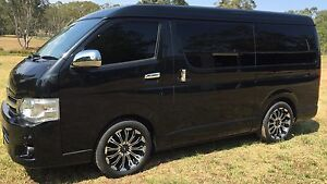2014 Toyota Hiace Van/Minivan Bringelly Camden Area Preview