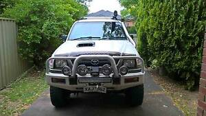 2002 Toyota Hilux Ute Collinswood Prospect Area Preview