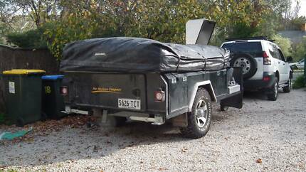 Far Horizon Adventurer Offroad soft floor camper trailer Hawthorndene Mitcham Area Preview