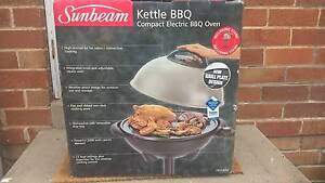 Sunbeam Electric Dome BBQ with Stand Narraweena Manly Area Preview