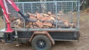 firewood split whitegum Moodiarrup West Arthur Area Preview