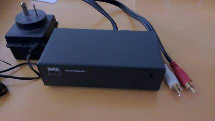 NAD PP-1 Phono preamp with power supply
