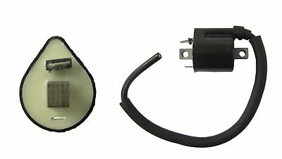 <em>YAMAHA</em> YBR125 EFI 3D92 07 08 IGNITION COIL