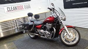 Triumph Thunderbird 2014   model 1600cc.  24000kms South Guildford Swan Area Preview