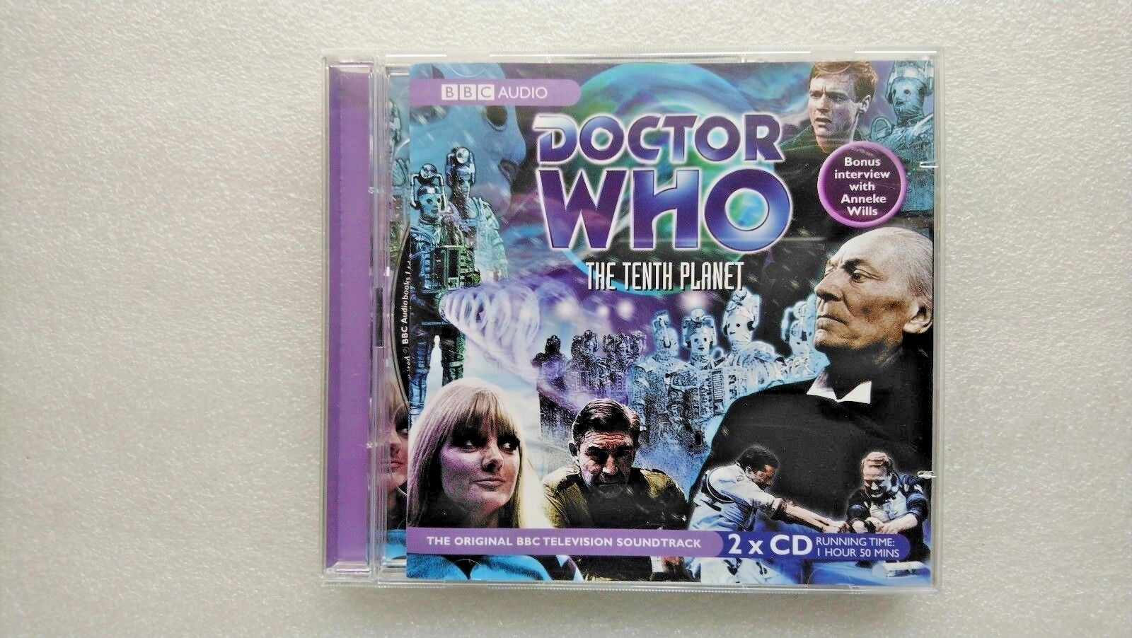 Doctor Who , the Tenth Planet by BBC Audio, (CD-Audio 2006) - William Hartnell