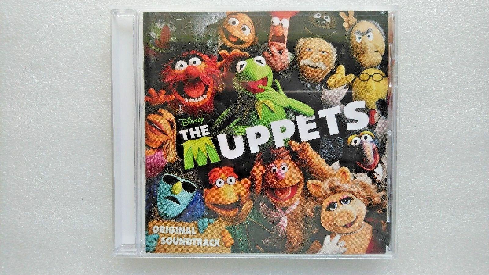 Soundtrack - Muppets [Original Motion Picture ] (Original , 2012)