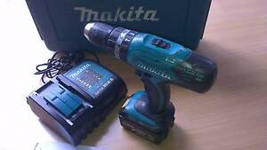 Makita BHP453 18V Cordless Hammer Drill Driver Set Canning Vale Canning Area Preview