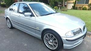 ONE OwnerBMW 323i Excellent Carlingford The Hills District Preview