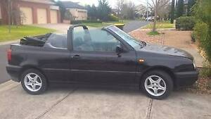 Volkswagen VW Golf Cabriolet Convertible with REGO! Maribyrnong Maribyrnong Area Preview
