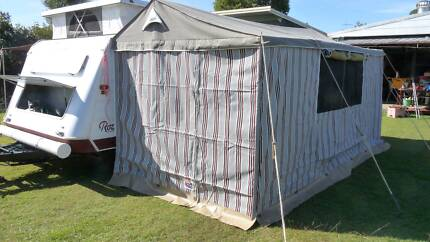 Poptop Caravan Roadstar 17 ft GRAN06A Coutts Crossing Clarence Valley Preview