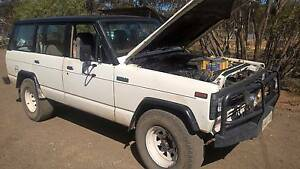 1986 Nissan Patrol Wagon GREAT FARM VEHICLE Mannum Mid Murray Preview