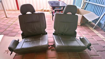 GU Ti Patrol seats