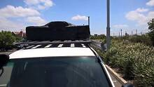 roof tent with annex and roof rack 100 series landcruise Alexandria Inner Sydney Preview