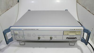 Rohde Schwarz I Q Modulation Generator Amiq 1110.2003.04 Used Power On