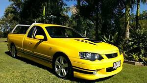 2005 Ford Falcon Ute Barmaryee Yeppoon Area Preview
