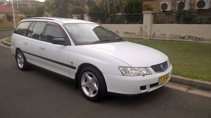 2004 Holden Commodore Wagon , Full 1 year REGO