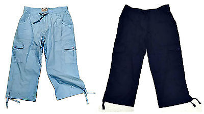 (Pegasus Juniors Cargo Capri Pants …)