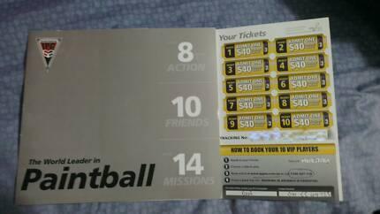 CHEAP IPG Paintball Tickets! Australia Australia Preview