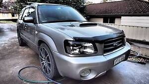 2005 Subaru Forester Wagon xt luxury Rutherford Maitland Area Preview