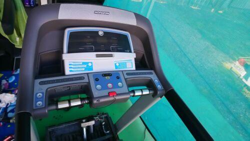 Horizon T101 treadmill  complete console