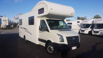 6 berth Volkwagen Crafter Caringbah Sutherland Area Preview