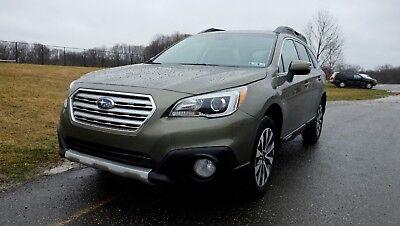 2016 Subaru Outback LIMITED 2.5i w/ eyesight AWD Navigation 25K miles