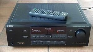 ★ SONY Surround Amp with Inbuilt Sub Amp Robina Gold Coast South Preview
