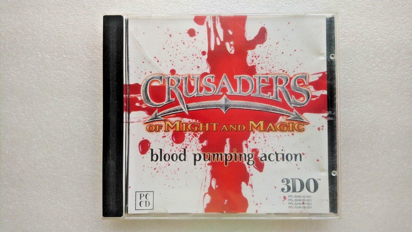 Crusaders of Might and Magic (PC: Windows 2001 )