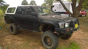 1993 Toyota Hilux Ute Wilton Wollondilly Area Preview