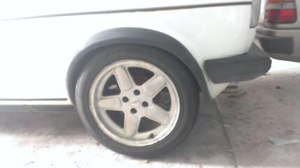 BMW AC Schnitzer 16x7.5 RARE E30 E36 MK1 Golf 4x100 Albany 6330 Albany Area Preview