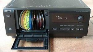 ★ SONY 50+1 CD Changer Robina Gold Coast South Preview