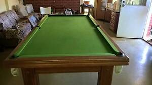 Billiard/Pool Table 8' x 4' Broadview Port Adelaide Area Preview