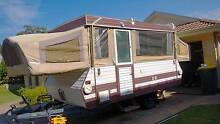 Millard Wind-up Camper Trailer Vincentia Shoalhaven Area Preview