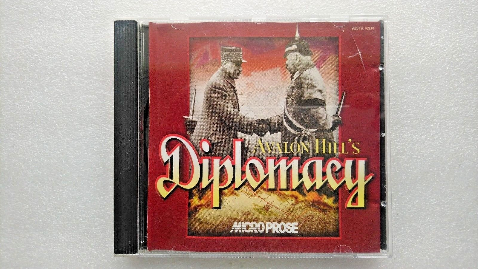 Diplomacy (PC Windows 1999)