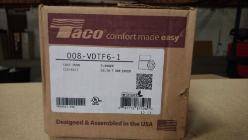 Taco 008-VDTF6-1