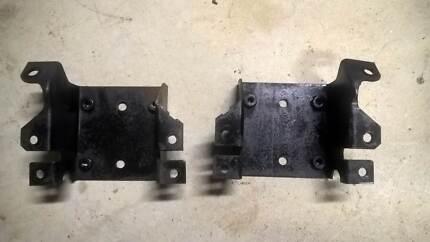 Ford XC Rear Bumper Brackets