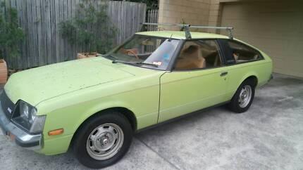 Toyota Vintage 1979 Celica Windsor Brisbane North East Preview