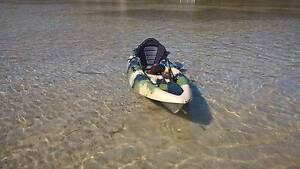 Single Sit-on Kayak Fishing 3m North Narrabeen Pittwater Area Preview