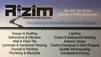 Home Renovations - Vegerville and Area