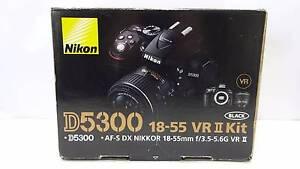 Nikon D5300 Camera Kit - 18-55 VR II Lens - GREAT COND!! Dandenong Greater Dandenong Preview