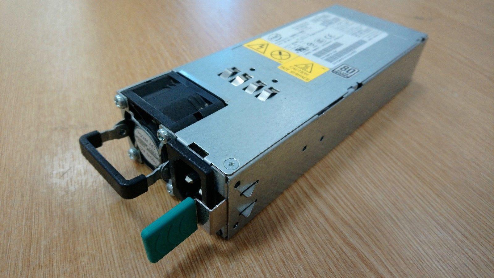 4x Intel E98791-009 750W Hotswap PLATINUM PSU DPS-750XB A 105-000-244-01