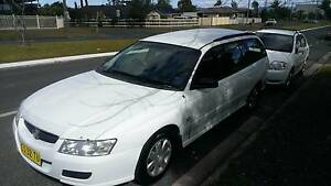 2005 Holden Commodore Wagon Executive Rutherford Maitland Area Preview