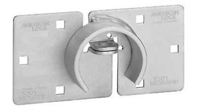 American Lock A801 Hasp Fits Hidden Shackle Puck Locks Over 25 Free Shipping
