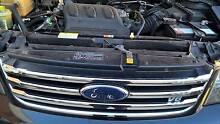 ford escape zc front bumper chrome and black grill St Marys Penrith Area Preview
