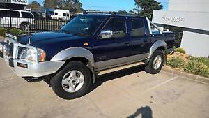2004 Nissan Navara Ute Drysdale Outer Geelong Preview